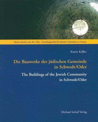 The Buildings of the Jewish Community in: Kessler, Katrin
