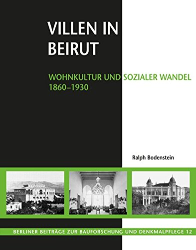 Villen in Beirut: Ralph Bodenstein