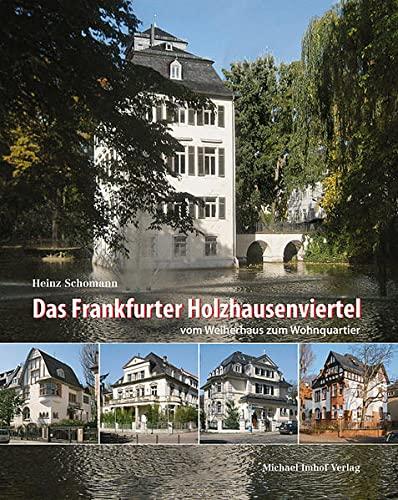 9783865685810: Das Frankfurter Holzhausenviertel