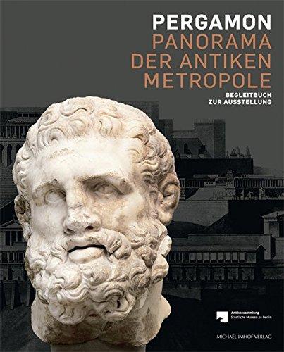 9783865686930: Pergamon - Panorama der antiken Metropole