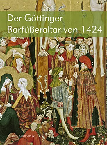 9783865687401: Der Göttinger Barfüßer Altar von 1424
