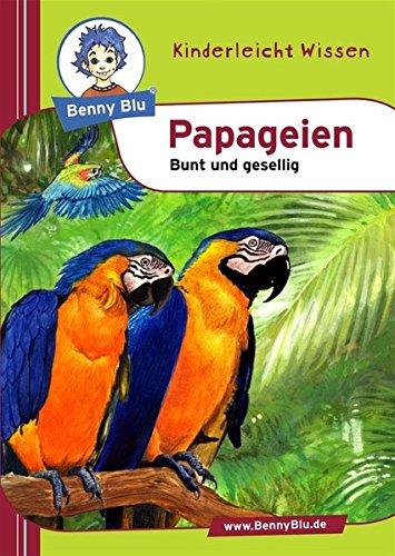 9783865700513: Benny Blu 02-0085 Papageien