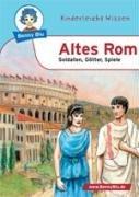 9783865701299: Benny Blu: Altes Rom; Soldaten, Gotter, Spiele (German Edition)