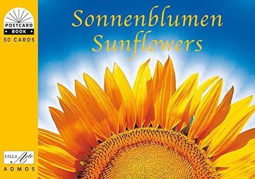 9783865710260: Sonnenblumen /Sunflowers: Postkartenbuch