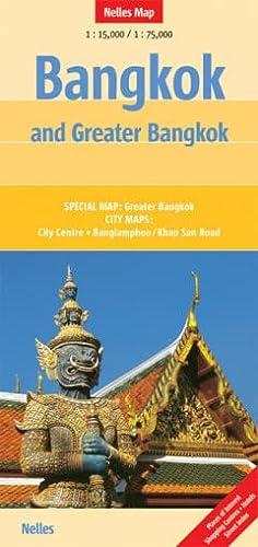 9783865740045: Nelles Bangkok Map (Nelles Map)