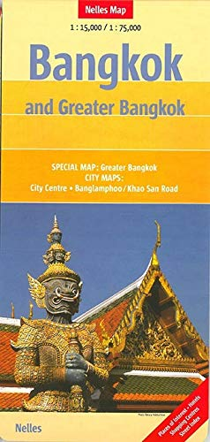 9783865740878: BANGKOK AND GREATER BANGKOK