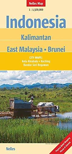 9783865742384: Indonesia : Kalimantan, East Malaysia, Brunei