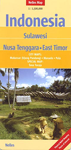 9783865742407: Indonesia:Sulawesi Nusa Tenggara East Timor Nelles (English and French Edition)