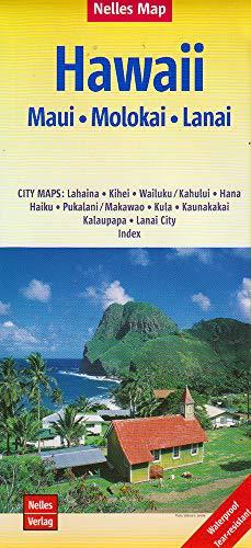9783865745477: Maui / Molokai / Lanai Hawaii 2018