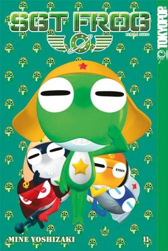 9783865800114: Sgt. Frog. Keroro Gunso 11