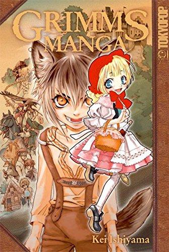 9783865803955: Grimms Manga 01