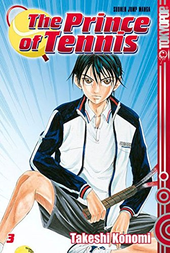 9783865805232: The Prince of Tennis 03