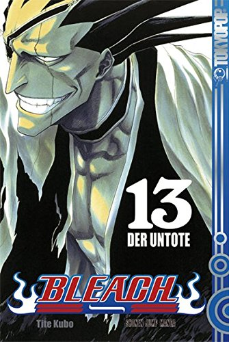 9783865805737: Bleach 13: Der Untote