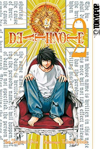 9783865806123: Death Note 02