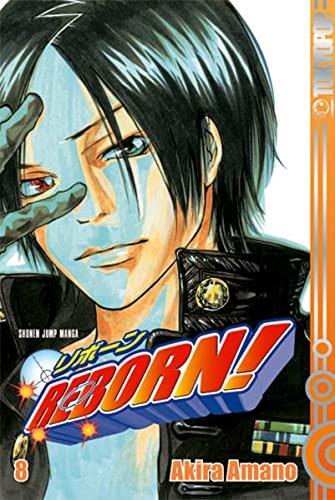 Reborn! 08: Amano, Akira