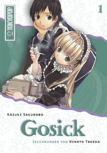9783865809162: Gosick 01: Light Novel