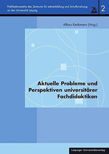 Aktuelle Probleme und Perspektiven universitärer Fachdidaktiken. Beiträge zur Professionalisierung der Lehrerbildung Bd. 2. - Kenkmann, Alfons (Hg.)