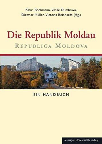 9783865835574: Die Republik Moldau: Ein Handbuch