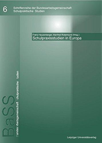 9783865835680: Schulpraxisstudien in Europa