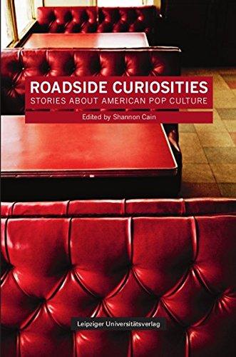 9783865836335: Roadside Curiosities: Stories about American Pop Culture