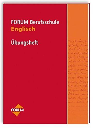 9783865861481: Forum Berufsschule Englisch _bungsheft