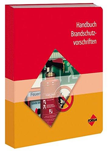 Handbuch Brandschutzvorschriften: Alle relevanten DIN Normen und: Biehl Michael K.,