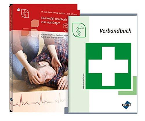 Premium-Ausgabe Notfall-Handbuch plus Verbandbuch: Jan C. Behmann