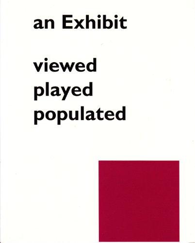 9783865881748: Martin Beck: An Exhibit Viewed Played Populated
