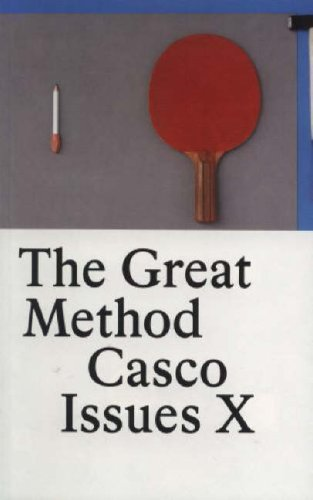 9783865884077: Casco Issues: The Great Method: No. 10