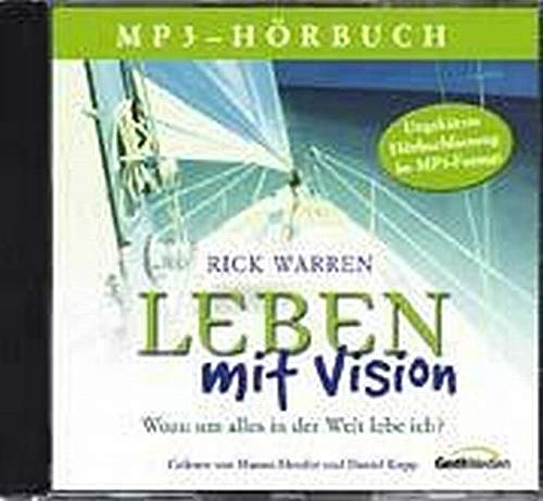 Leben mit Vision, 1 MP3-CD