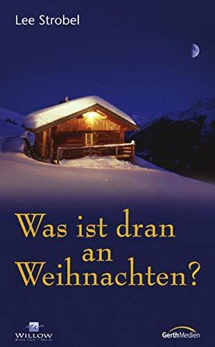 9783865918314: Was ist dran an Weihnachten?