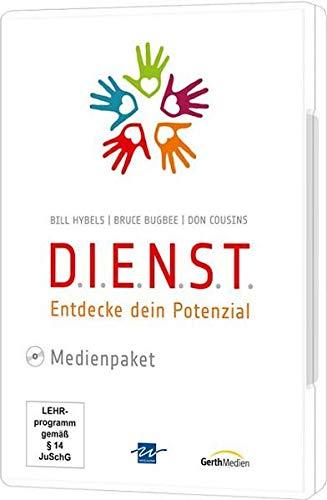 9783865918673: D.I.E.N.S.T.- Komplettpaket: Entdecke dein Potenzial.