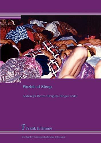 9783865961730: Worlds of Sleep