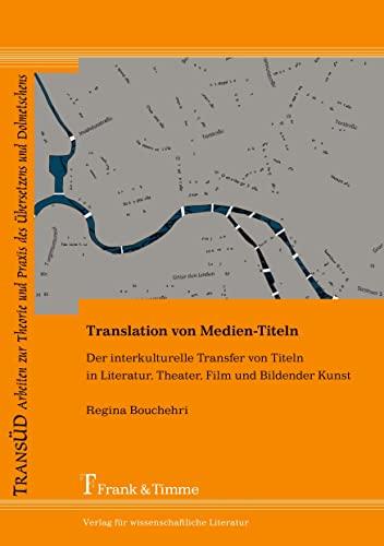9783865964007: Translation von Medien-Titeln
