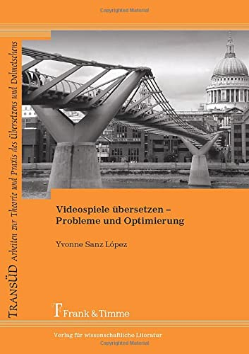 9783865965417: Videospiele übersetzen - Probleme und Optimierung (German Edition)