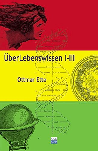 9783865991232: �berlebenswissen I-III (im Schuber)