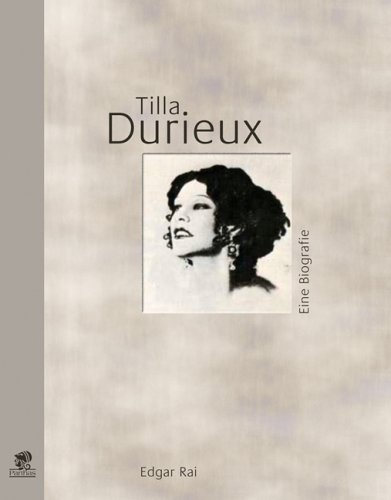 9783866016453: Tilla Durieux