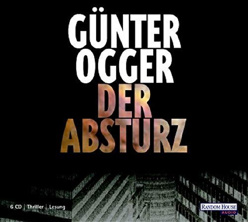9783866040014: Der Absturz. 6 CDs