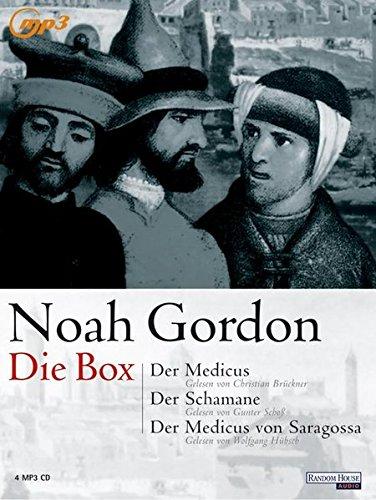 9783866040564: Noah Gordon Die Box