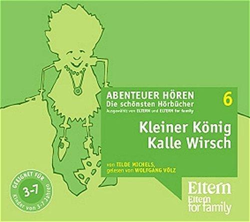 9783866040632: Kleiner König Kalle Wirsch. 3 CDs