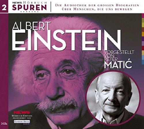 9783866042384: Spuren - Menschen, die uns bewegen: Albert Einstein