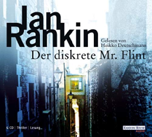 9783866042995: Der Diskrete Mr. Flint