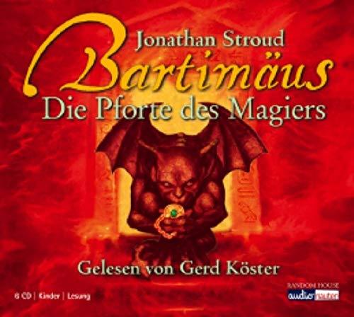 Bartimäus 03. Die Pforte des Magiers. 6 CDs (3866043155) by Stroud, Jonathan