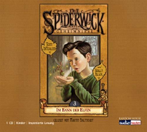 9783866043206: Die Spiderwick Geheimnisse 03. Im Bann der Elfen. CD