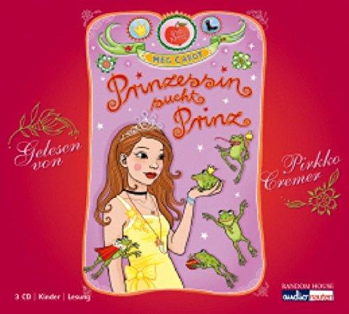 Prinzessin sucht Prinz. CD (9783866043480) by [???]
