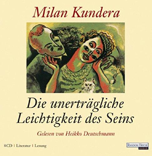 Die unerträgliche Leichtigkeit des Seins: Milan Kundera
