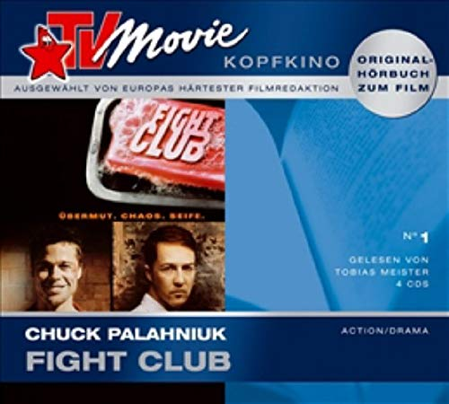 9783866045613: Fight Club (Audio CD)