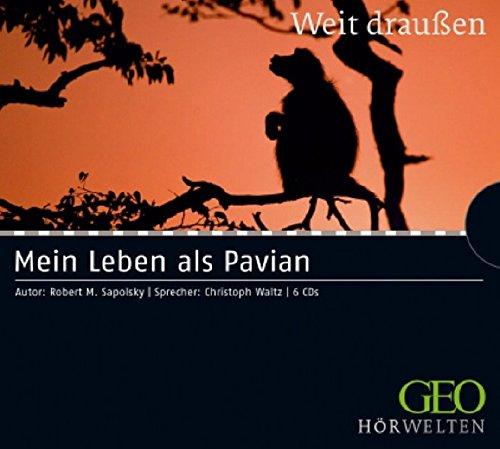 9783866045941: Mein Leben als Pavian