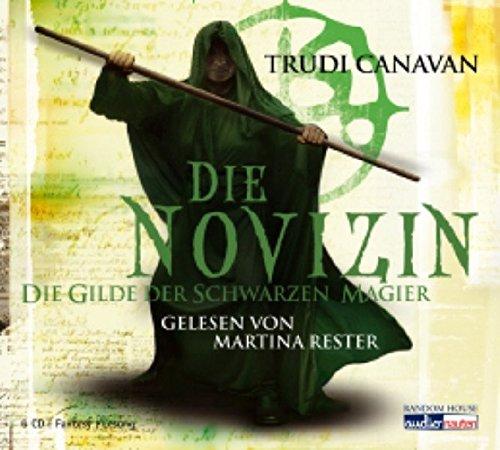 Die Gilde der schwarzen Magier - Die Novizin (386604688X) by Trudi Canavan