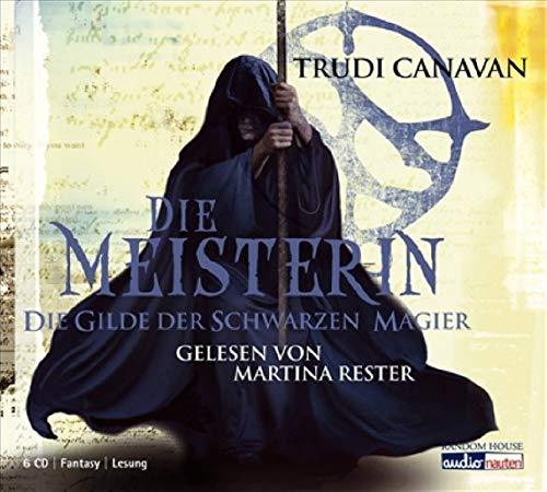 Die Gilde der schwarzen Magier - Die Meisterin (386604822X) by Trudi Canavan